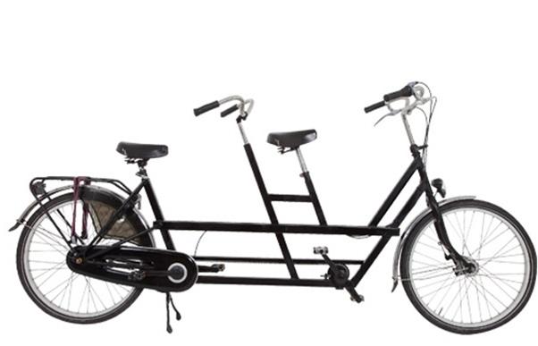 Zadar Tandem Bike