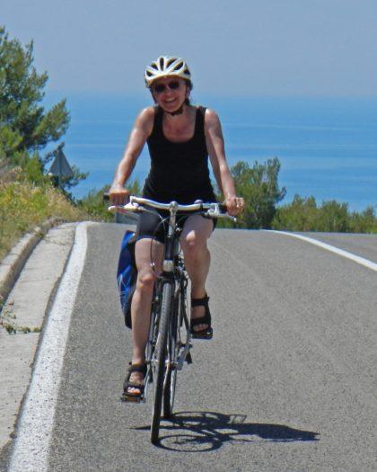 Renting a bike in Zadar